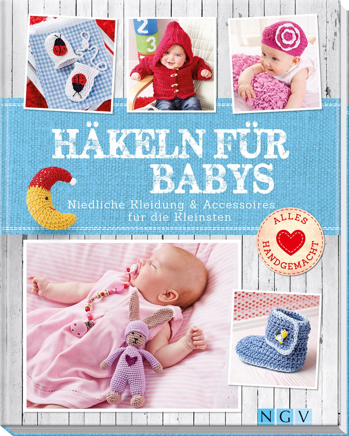 Häkeln Für Babys Ngv Naumann Göbel Verlagsgesellschaft Mbh