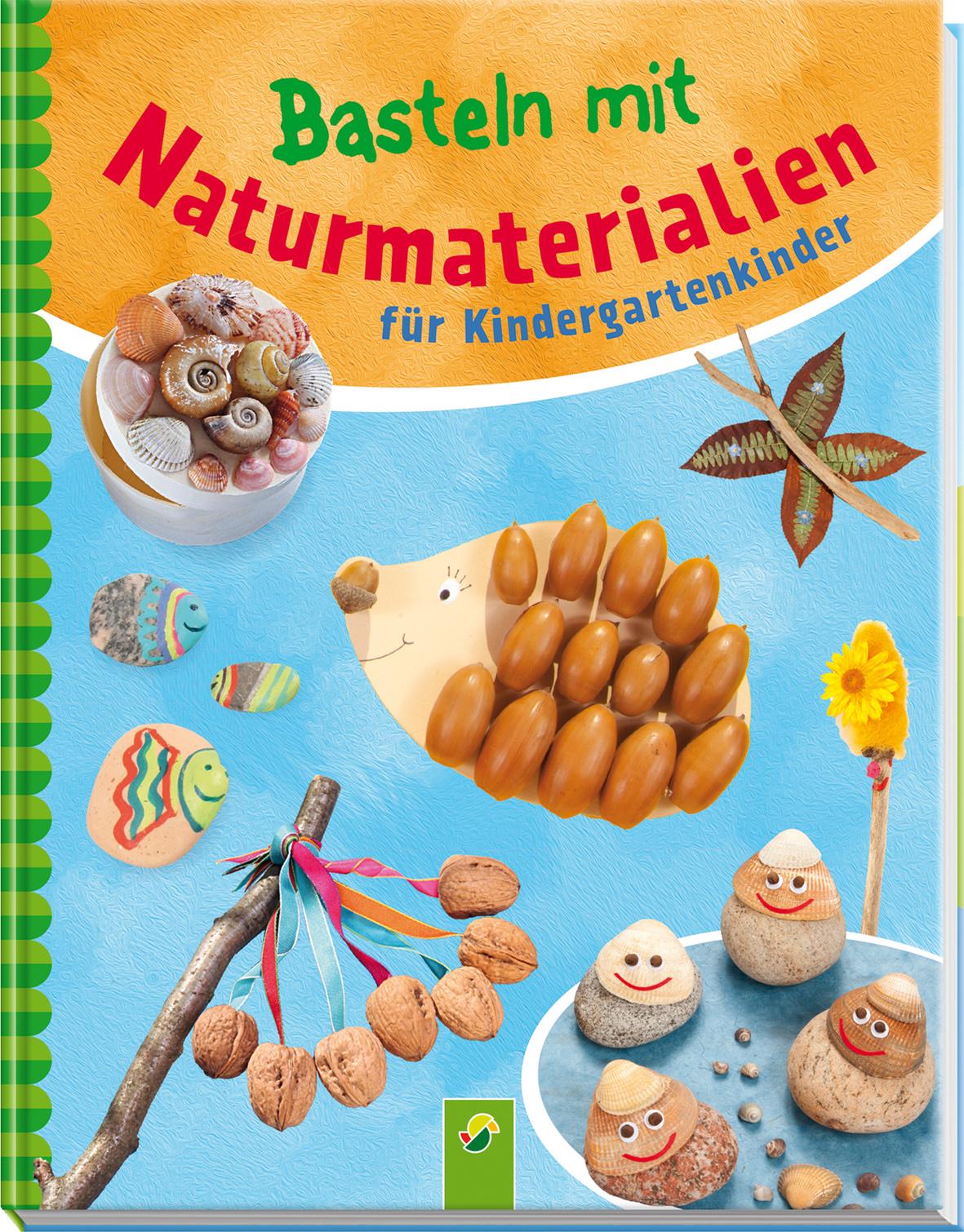basteln mit naturmaterial für kindergartenkinder - schwager, Wohnzimmer dekoo