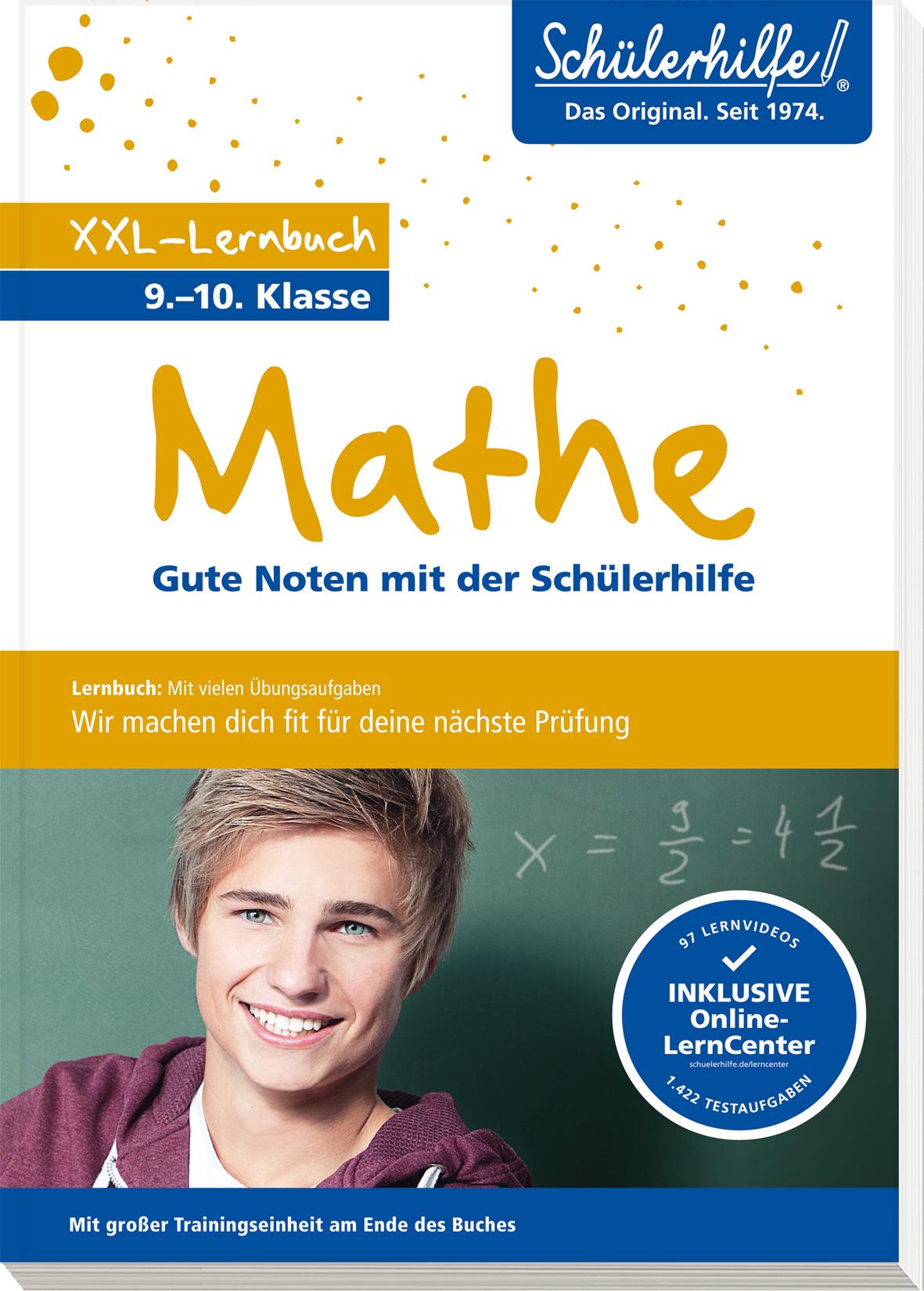 XXL-Lernbuch Mathe 9./10. Klasse - NGV - Naumann & Göbel ...